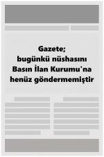 Sakarya Yenigün Gazetesi