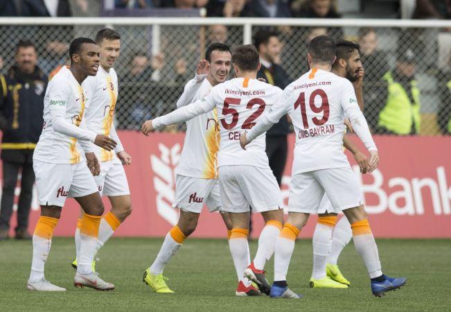 Keçiörengücü - Galatasaray