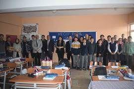 Hacıbektaş'ta Proje Etkinliği