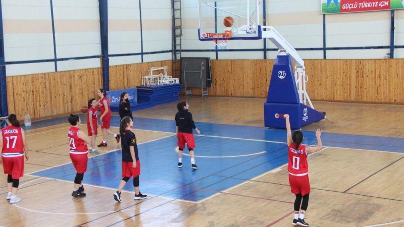 Türkiye Okul Sporları Genç Kızlar Basketbol Grup Müsabakaları