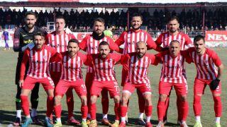 Nevşehirspor'da Umutlar Kırıldı