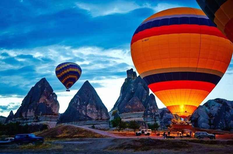 Yerli Uretim Balonlar 2020 De Kapadokya Semalarinda Suzulecek Nevsehir Haber