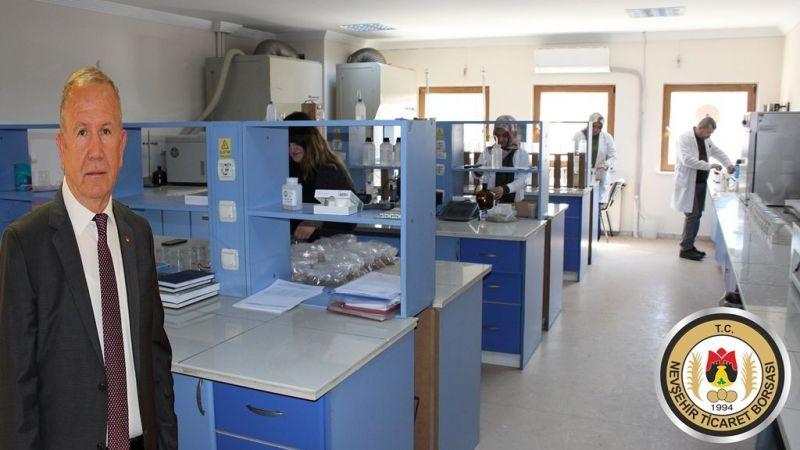 Bitki Analiz Laboratuvarı Projesi'nde Çalışmalar Devam Ediyor