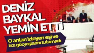 Antalya CHP Milletvekili Deniz Baykal Yemin Etti