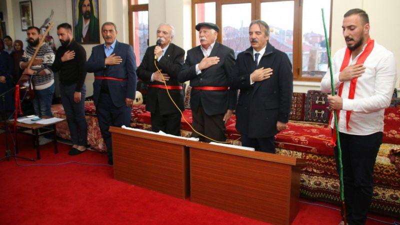 Hacıbektaş'ta Nevruz Nedeniyle Cem Programı Yapıldı