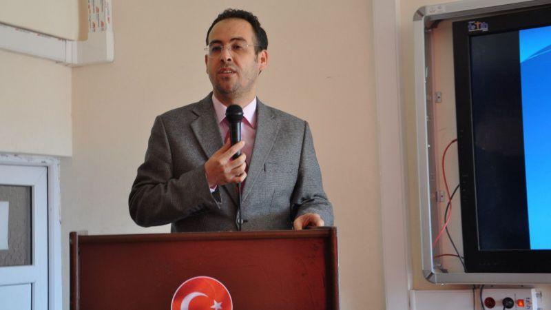 """Gülşehir'de, """"Şeyh Ahmet Gülşehri"""" konferansı"""