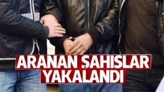 Nevşehir Genelinde Aranan 12 Şahıs Yakalandı