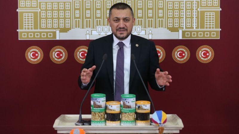 AK Parti Nevşehir Milletvekili Mustafa Açıkgöz