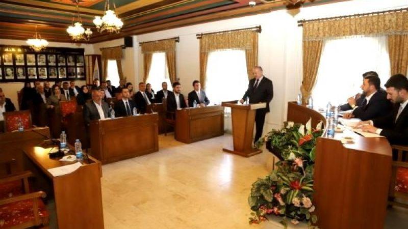 Nevşehir Belediyesi Meclis Toplantısı Yapacak..