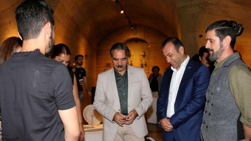Seramik sanatçılarının eserleri görücüye çıktı