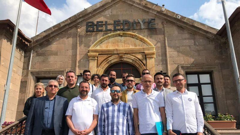 Ürgüp'de Kapadokya Balon Festivali Teknik Toplantısı Yapıldı