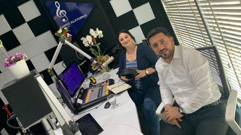 Başkan Arı, istanbul'da 5 Ayrı Radyo Kanalına Konuk Oldu