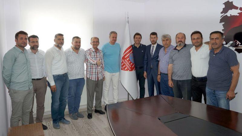 Nevşehir Belediyespor Teknik Direktörü Belli Oldu