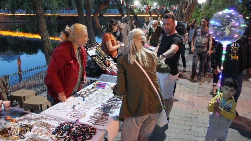 Avanos halk panayırı başladı