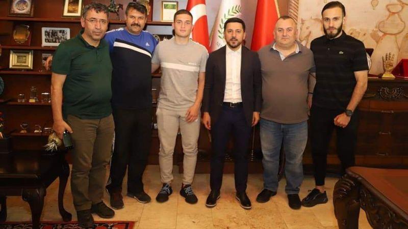 İnterpol Daire Başkanı Lütfi Çiçek Nevşehir'de