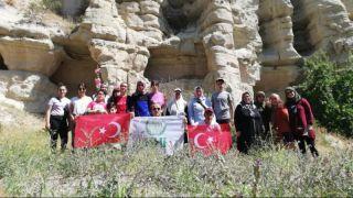 İHH 15 Temmuz Doğa Yürüyüşü Etkinliği Düzenledi