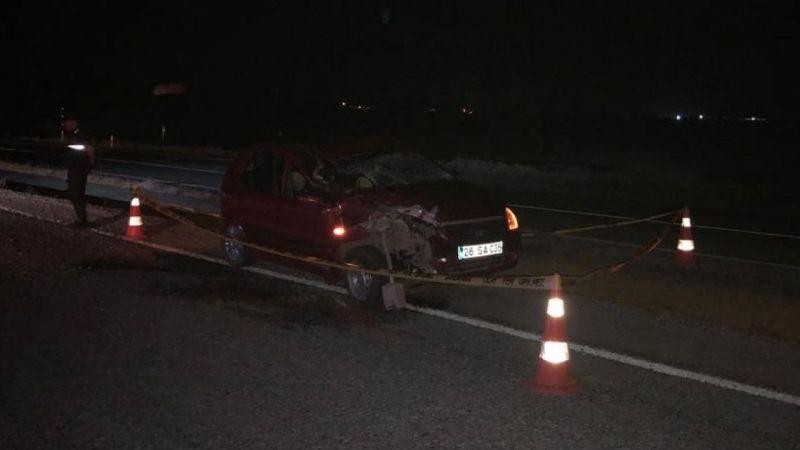 Balayı dönüşündeki kazada gelin yaşamını yitirdi