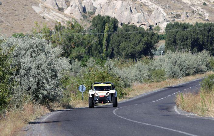 9. Transanatolia Rally Raid yarışı sürüyor