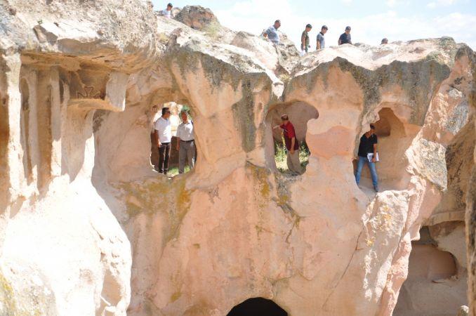 """Kapadokya'da """"Bizans İmparatoru Mauricius"""" adına festival düzenlenecek"""