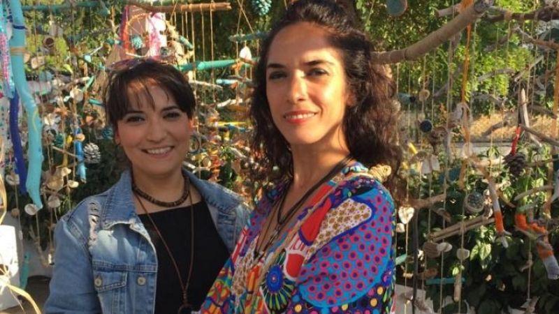 Sanatçı Ayla Ay'dan Sessiz Çığlık sergisi Açılışı Gerçekleştirildi