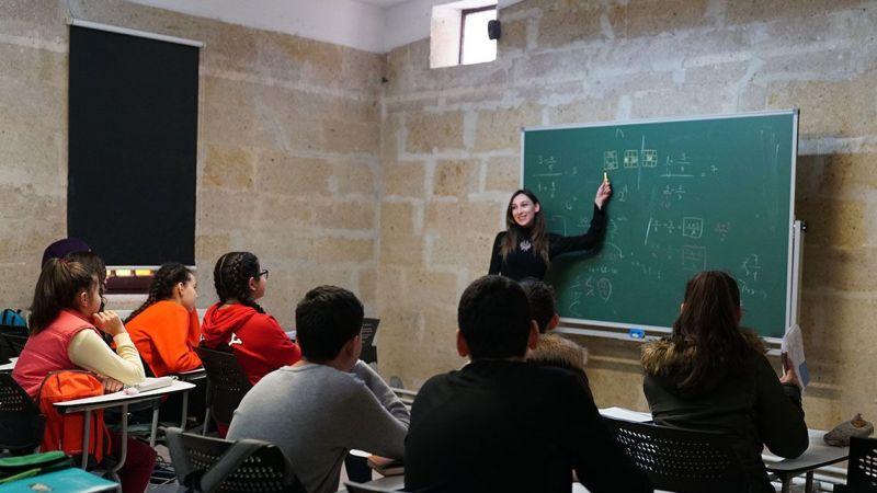 Matematik Atölyesi Kapadokya Üniversitesinde Çalışmalarına Yeniden Başlıyor