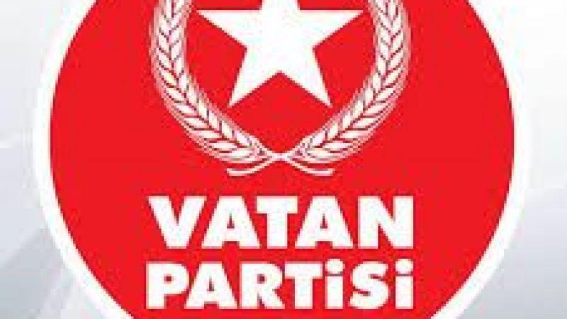 Vatan Partisi Kozaklı İlçe Başkanlığı İmza Kampanyası