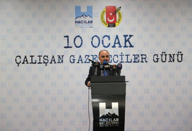 Kayseri'de sıcak hava balon uçuşuna onay verildi