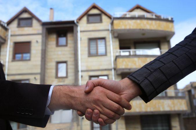 Orta Anadolu'daki 5 ilde geçen yıl 26 bin 840 konut satıldı