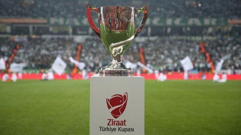 Ziraat Türkiye Kupası'nda Kuralar Çekildi İşte Rakipler