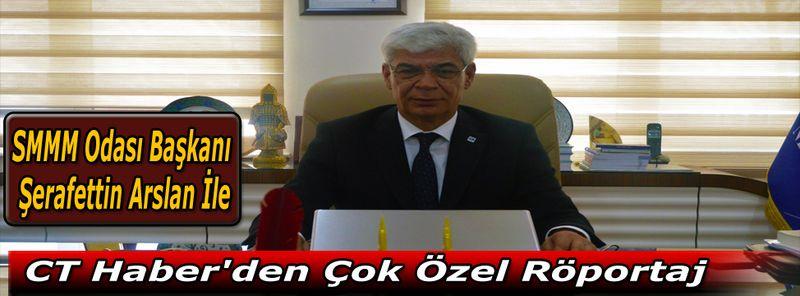 Nevşehir Muhasebeciler Odası Başkanı Arslan İle Dobra Dobra