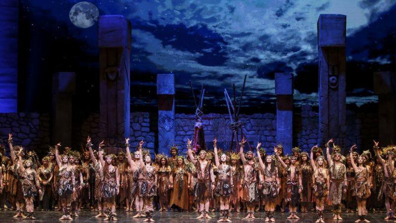 Göbeklitepe Operası Dünya Prömiyeriyle Sanatseverlerle Buluştu