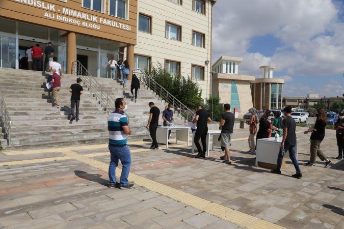İç Anadolu'da öğrencilerin YKS heyecanı