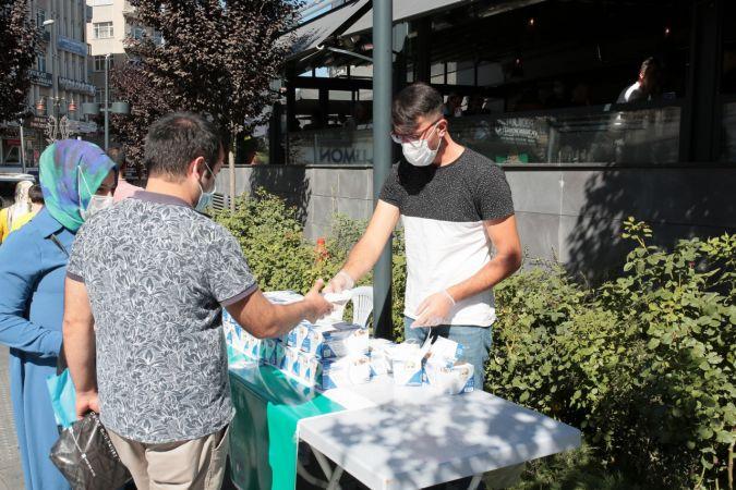 Vatandaşlara Nevşehir Belediyesince Maske Desteğini Sürüyor