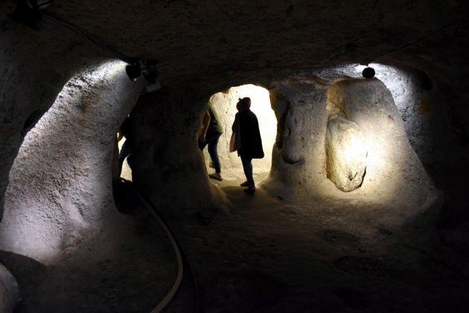 Yer altı şehirleriyle ünlü Mucur turizmde söz sahibi olmak istiyor