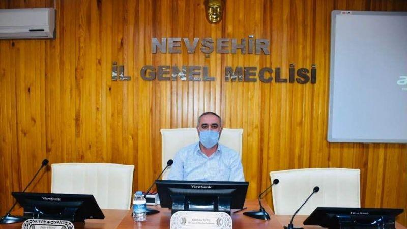 Nevşehir'in 2021 Bütçe Hazırlıkları Başladı