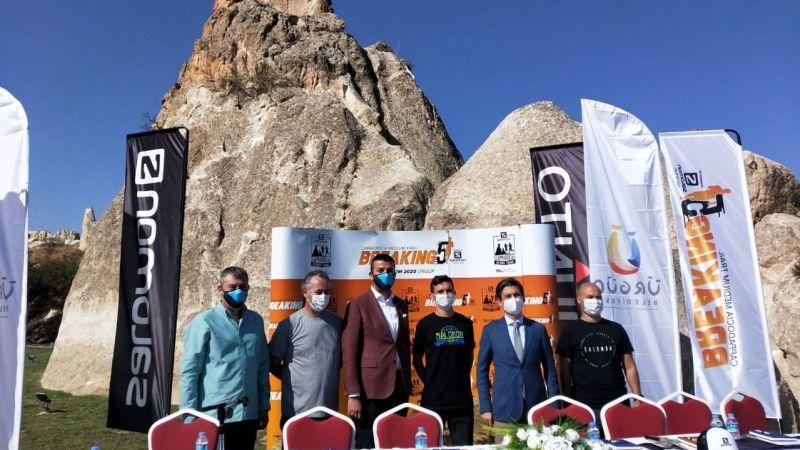 Kapadokya Ultra Trailer Heyecanını Mehmet Soytürk İle Yaşayacak