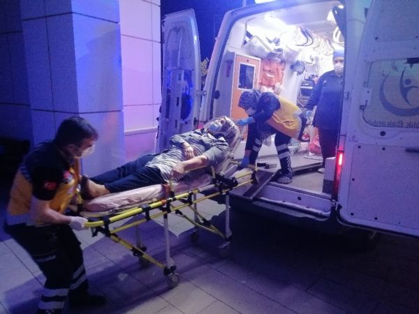 Aksaray - Nevşehir Yolunda Trafik Kazası: 4 yaralı