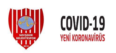 Nevşehir Belediyesporda Korona Testi Şoku