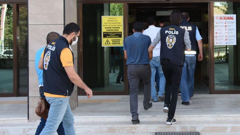 Nevşehir'de kredi kartı dolandırıcılığı operasyonunda 3 şüpheli tutuklandı