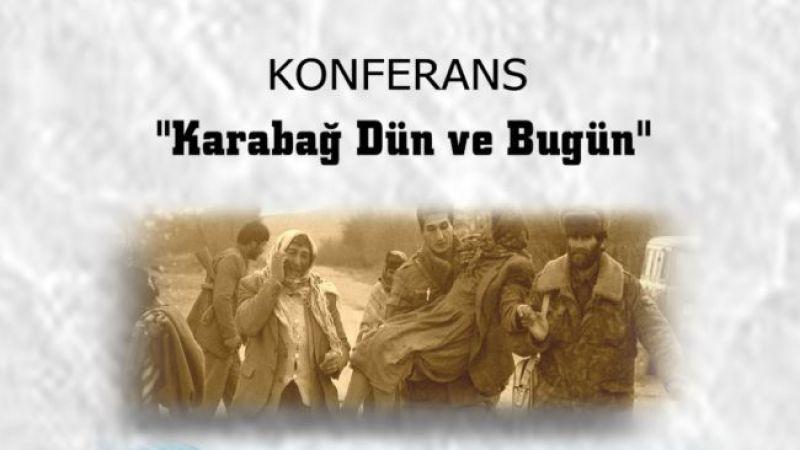 """NEVÜ Öğretim Üyesi Korkmaz'dan """"Karabağ Dün ve Bugün"""" Konulu Konferans"""