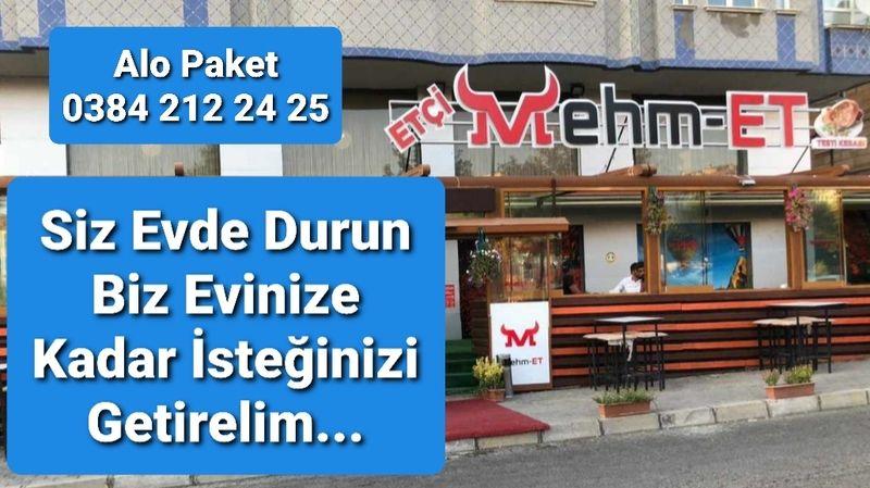 Karnınız mı Açıktı Mehm-ET Restoranı Arayın!