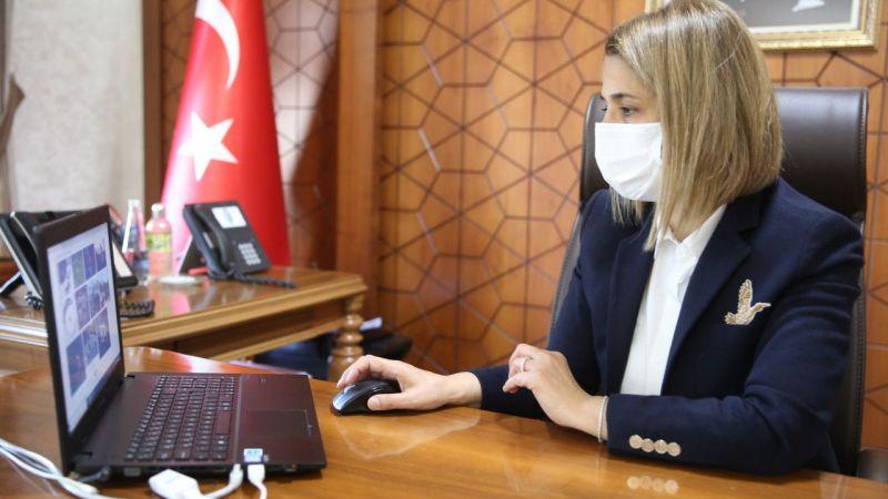 """Nevşehir Valisi Becel AA'nın """"Yılın Fotoğrafları"""" oylamasına katıldı"""