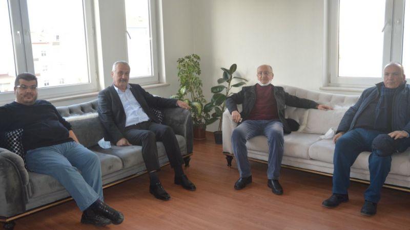 CHP Milletvekili Sarıaslan'dan CT Haber'e Ziyaret!