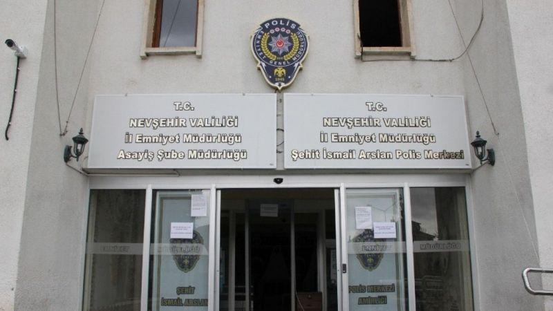 Nevşehir'de Aranan Şüpheli Tutuklandı