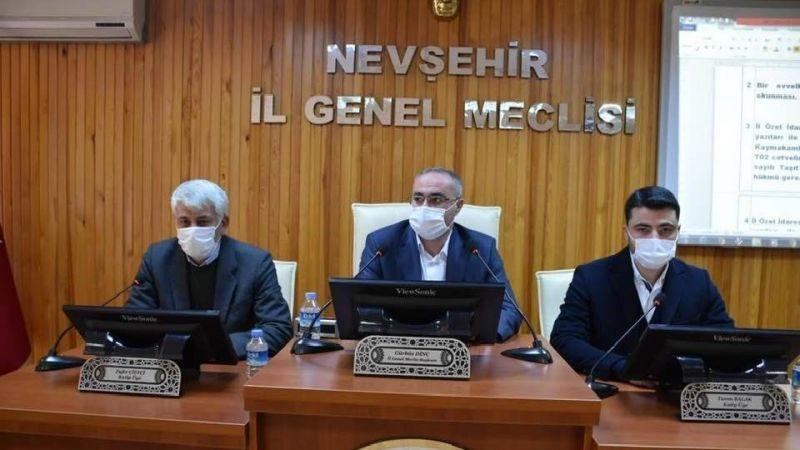 İl Genel Meclisi 1 Martta Toplanıyor