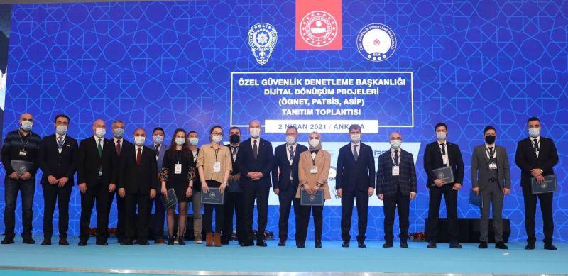 Bakan Süleyman Soylu, Dijital Dönüşüm Projelerini Tanıttı