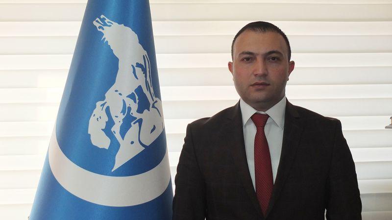Başkan Türker Sert Ermeni Soykırım Açıklaması