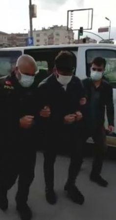 Nevşehir'de Aranan Şüpheli, Bahçelievler'de Yakalandı