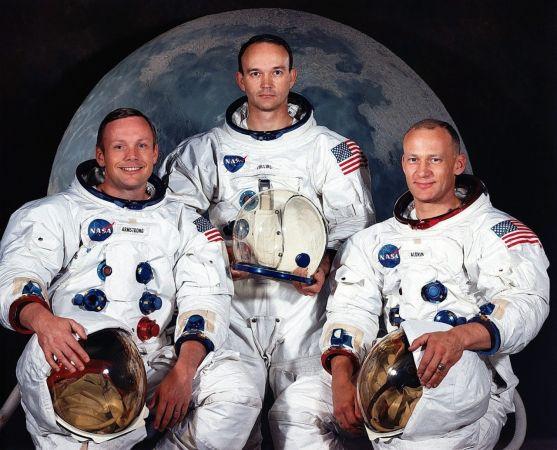 Astronot Michael Collins, 90 Yaşında Vefat Etti