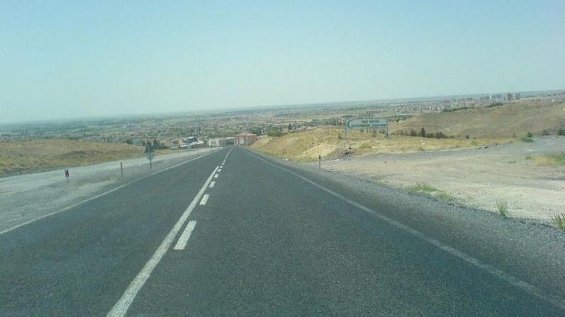 Nevşehir  -  Aksaray Yolunda Çekilen Çile Sona Eriyor